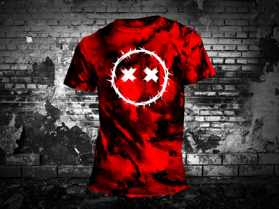 TOKYO ROSE Sigil ( Red/Black Tie Dye T-Shirt) main photo