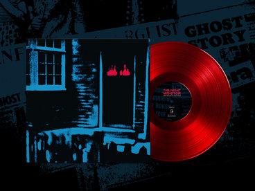 """12"""" Transparent Red Vinyl LP main photo"""