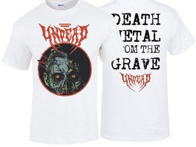 Existential Horror cover-art T-Shirt main photo