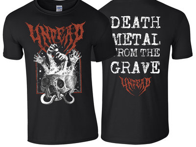 Curse of the Undead T-Shirt main photo