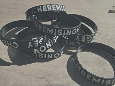 """Bracelet """"Sergey Cheremisinov"""" + Vinyl Sticker main photo"""