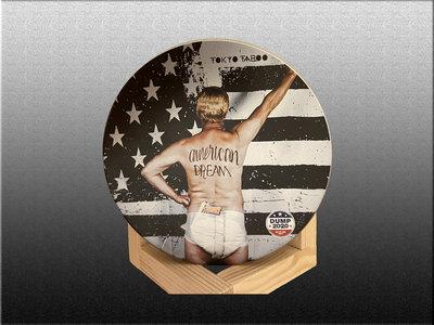"""American Dream"" CD in Hand-Numbered Metallic Tin main photo"