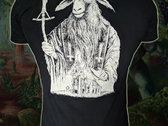 Burning Church T-Shirt photo
