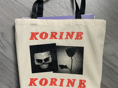 Limited Edition Skull & Rose Tote main photo