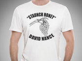 """Staunch Honey"" 'Grape Reaper' tees ~ BENEFIT for Disability Rights Nebraska photo"