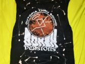 Bokeh Bleach Vest #BKV2020 photo