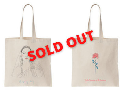 *SOLD OUT* FtF, btF Canvas Tote Bag main photo