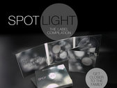 SPOTLIGHT (A Cold Transmission label compilation) Double CD photo
