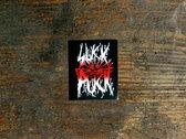 SUCK-STICKER-PUCK photo