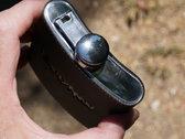Early Man Flask - 6 oz. photo