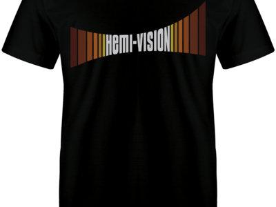 Hemi-Vision mens tshirt main photo