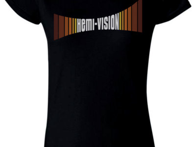 Hemi-Vision ladies tshirt main photo