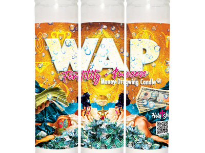 WAP Fertility & Success Candle main photo