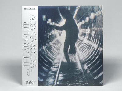 "The Air Seller, 1967 by Victor Vlasov, 12"" LP main photo"