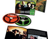 Hemi-Vision Deluxe CD Bundle with Mens T-shirt photo