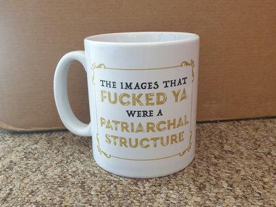 """Patriarchal Structure"" Mug main photo"