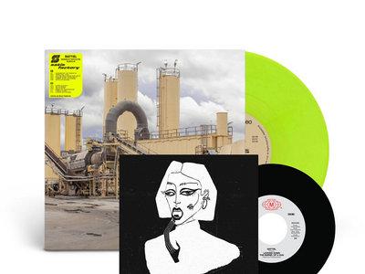"""Satis Factory Vinyl + Double Cover 7"""" Bundle main photo"""