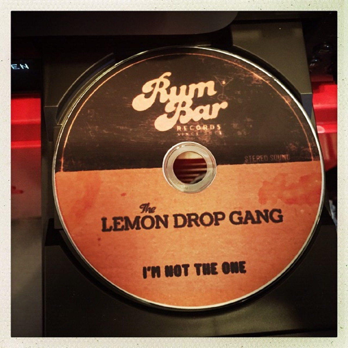 I M Not The One The Nice Price The Lemon Drop Gang Rum Bar Records