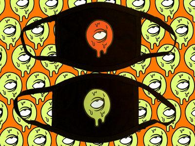 Soul SLime Drippy Eye Face Mask main photo
