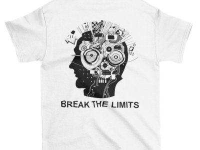 Classic Break The Limits T Shirt, printed both sides main photo