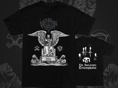 The Apocalyptic Triumphator Men T-Shirt *Print On Demand* main photo