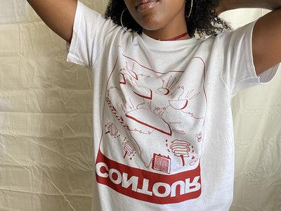 """Figure"" T-Shirt White main photo"