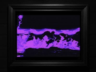 Rêve Bleu – art print main photo