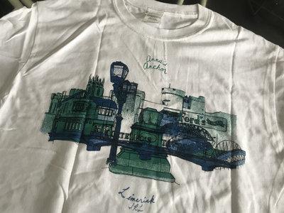 Limerick Landscape T-shirt Size Small main photo