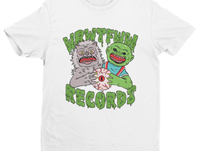 Limited Edition WRWTFWW x Ghoulies T-Shirt main photo