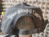 Tiger Blood Tapes x '47 Clean Up Graphite Embroidered Strapback Hat photo