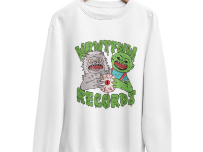Limited Edition WRWTFWW x Ghoulies Sweatshirt main photo