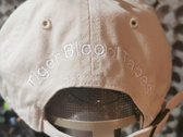 Tiger Blood Tapes x '47 Clean Up Natural Embroidered Strapback Hat photo