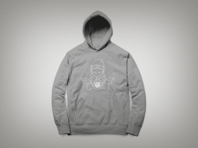 AT PEACE HOODY / GREY main photo