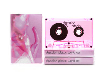 DIGI SALON - PLASTIC WORLD 02 Cassette main photo