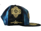 Desert Dwellers Color & Embroidered Hat strap back photo