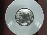 "Moloch / Frostmoon Eclipse - split 7"" (Silver vinyl) photo"