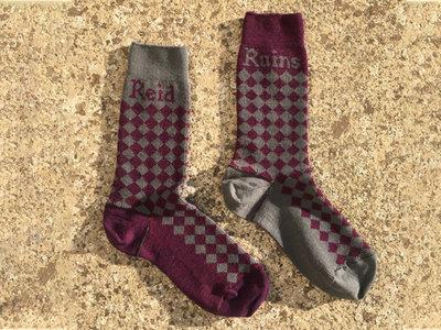 Reid & Ruins Socks main photo