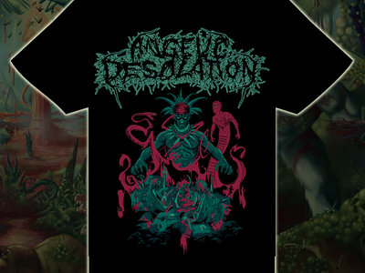 Voodoo Priest T-Shirt main photo