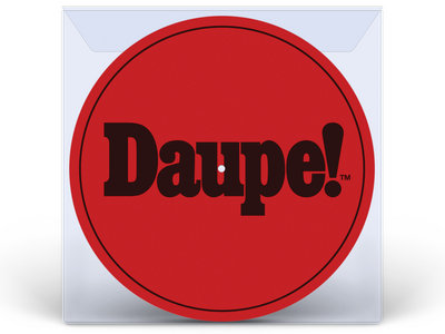 Limited Edition Daupe! RED Slip-mats (PAIR) main photo