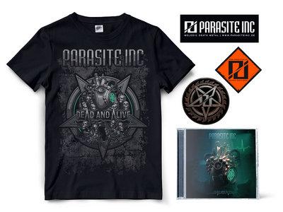 "Bundle CD + T-Shirt  ""Mechanical Heart"" main photo"