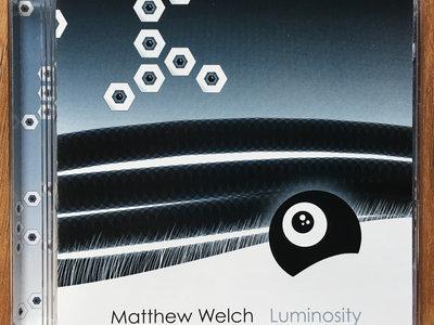 Matthew Welch: Luminosity CD (Porter Records 4037) main photo
