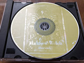 Matthew Welch: Blarvuster CD (Tzadik Composer Series 8077) photo