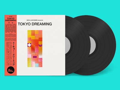 VA - Tokyo Dreaming - 2LP Special Edition Black Vinyl with Gatefold Sleeve main photo