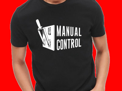 MANUAL CONTROL T - FIRST PRINTING / LIMITED EDITION! main photo