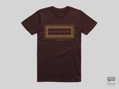 Muslimgauze Logo t-shirt main photo