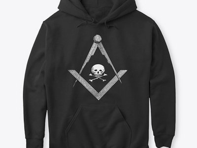 THEY LIVE logo hoodie pre-order main photo