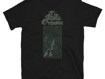 Negative Evocation Rites !!! ORDER HERE: http://nirucon.storenvy.com/collections/1638405-the-funeral-orchestra main photo