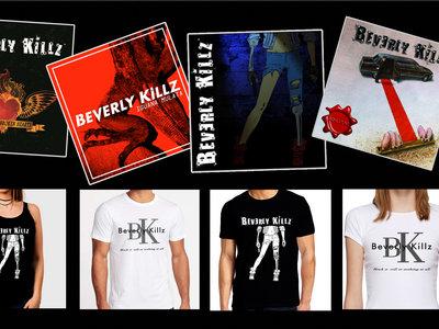 Beverly Bundle  1 T-Shirt + 4 CD's main photo