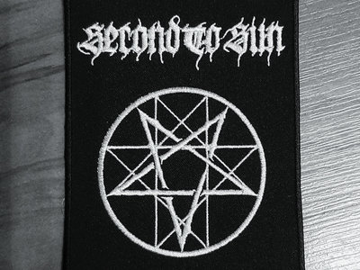 STS 026 Second To Sun Logo Patch 2 main photo