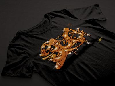 ED808 Collaboration Design T-Shirt (Black) main photo